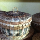 Authentic Kalinago Crafts - Jewelry Baskets